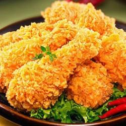 Đón giáng sinh với gà chiên giòn KFC tự làm tại nhà