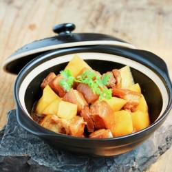 Biến tấu thịt kho khoai tây