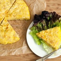 Mời cả nhà thưởng thức trứng rán kiểu Tây Ban Nha