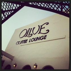 Olive coffee lounge
