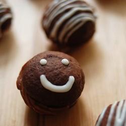 Cùng làm bánh Happy cookie nào cả nhà!