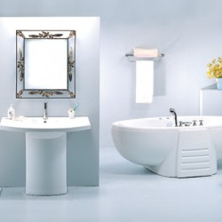 Làm sạch nhà tắm vừa tiết kiệm vừa hiệu quả