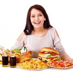 Mẹo hay cho mems thích ăn fastfood không bị tăng cân