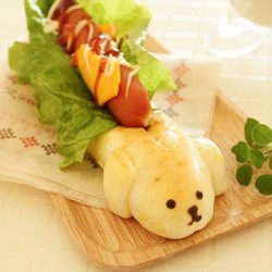 Hot dog cho bé iu của bạn
