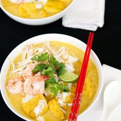 Ngon, độc, lạ với mì tôm cà ri hương vị Malaysia