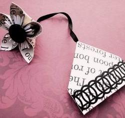 Thử tài handmade với bookmark đáng yêu