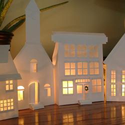 Đèn ngủ mô hình handmade cực đẹp