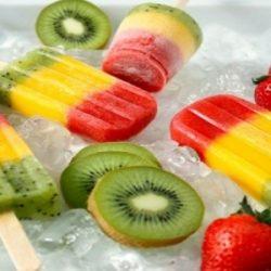 Cách làm kem trái cây mát lịm trong những ngày nắng nóng