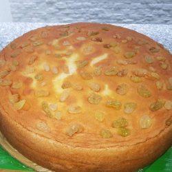 Bánh bông lan nho siêu bự siêu ngon chỉ 180k