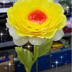 Hoa giấy handmade loại đại chỉ từ 300k