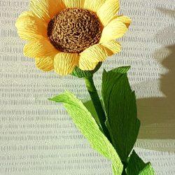 Hoa giấy nghệ thuật handmade