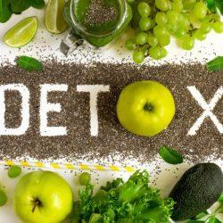 Detox giảm đến 3kg trong vòng 1 tuần!!!